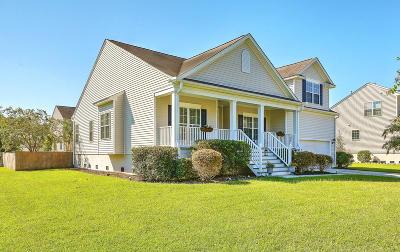 Mount Pleasant Single Family Home For Sale: 2928 Thornrose Lane