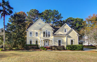Mount Pleasant Single Family Home For Sale: 2796 Gaston Gate