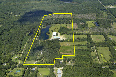 Johns Island Residential Lots & Land For Sale: 4060 River Road