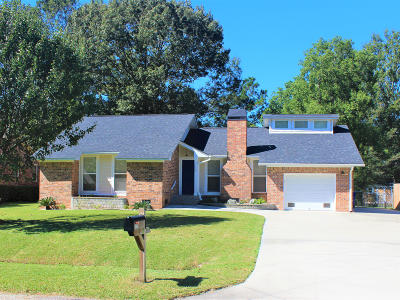 Charleston Single Family Home For Sale: 755 Wexford Road