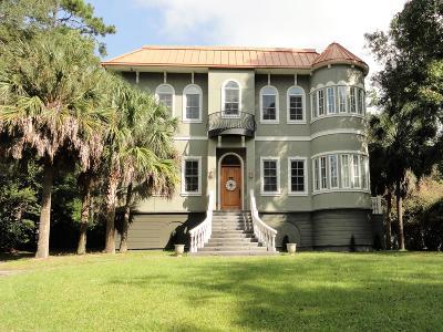 Stono Ferry, Stono Plantation Single Family Home For Sale: 5204 Oak Cove Lane