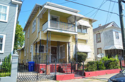 Single Family Home For Sale: 98 Fishburne Street