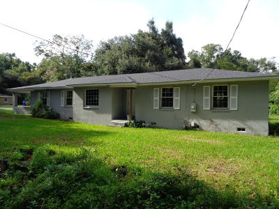 Single Family Home Contingent: 1174 Fort Johnson Road
