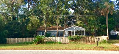 Isle Of Palms Single Family Home For Sale: 19 27th Avenue