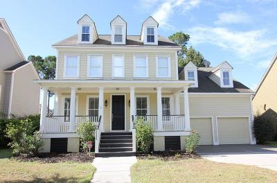 Mount Pleasant SC Single Family Home For Sale: $599,900