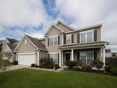 Goose Creek Single Family Home For Sale: 108 Sweet Olive Drive