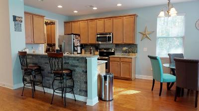 Summerville Single Family Home Contingent: 603 Sleepy Hollow Court