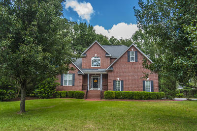North Charleston Single Family Home For Sale: 2006 Wharf Landing Court