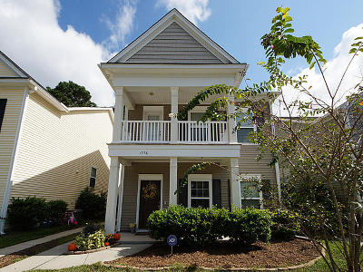 Johns Island Single Family Home For Sale: 1776 Towne Street
