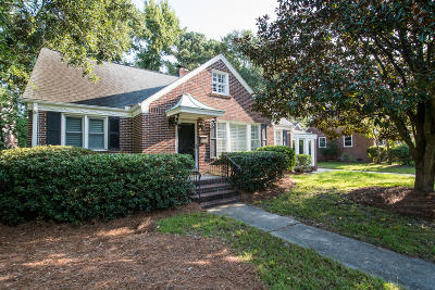 Charleston Single Family Home Contingent: 14 Charlestowne Road