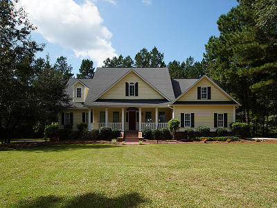 Berkeley County, Charleston County, Colleton County, Dorchester County Single Family Home Contingent: 351 Partridge Creek Road