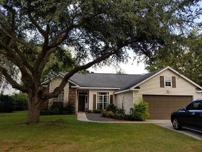 Mount Pleasant Single Family Home Contingent: 1822 Falling Creek Circle