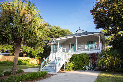 Folly Beach SC Single Family Home Contingent: $795,000
