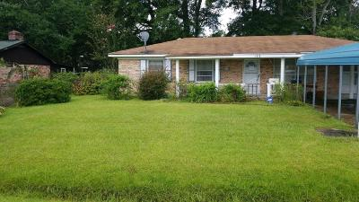 Goose Creek Single Family Home Contingent: 133 Clarine Drive