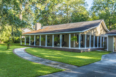 Summerville Single Family Home For Sale: 105 W 3rd South Street
