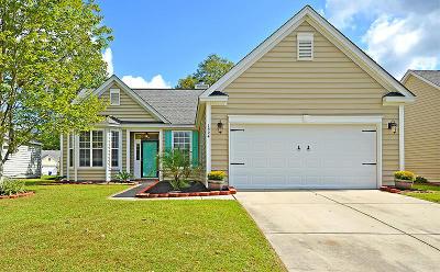 Grand Oaks Plantation Single Family Home Contingent: 1524 Ashley Garden Boulevard