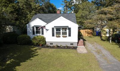 North Charleston Single Family Home For Sale: 4614 Holmes Avenue
