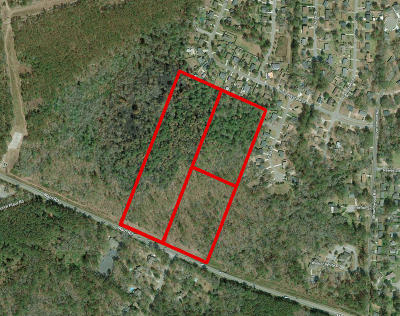 Johns Island Residential Lots & Land For Sale: Main Road