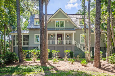 Kiawah Island Single Family Home For Sale: 228 Kings Island