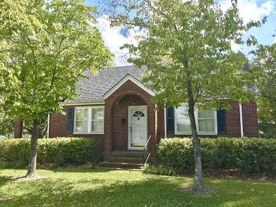 Single Family Home For Sale: 690 Bennett Street