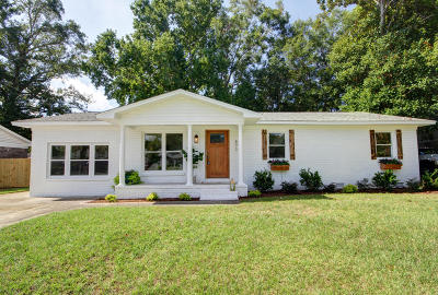 Single Family Home Contingent: 893 Randall Drive