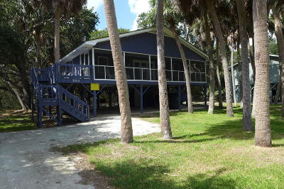 Edisto Island SC Single Family Home For Sale: $385,000