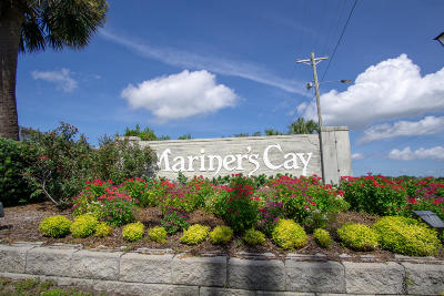 Folly Beach Attached For Sale: 105 Mariners Cay Drive #105