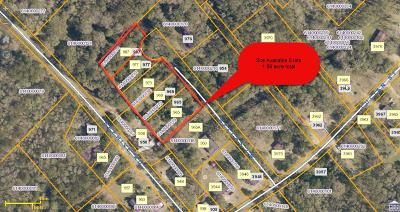 Awendaw Residential Lots & Land For Sale: 965 Bellas Lane
