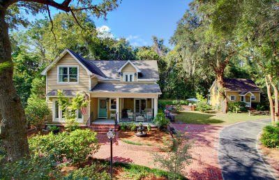 Summerville Single Family Home For Sale: 117 Tupper Lane