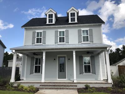 Single Family Home For Sale: 402 Park Place Circle