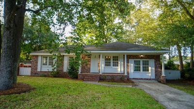 Charleston Single Family Home For Sale: 2056 Cheraw Drive