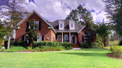 Summerville Single Family Home Contingent: 112 Pine Valley Drive