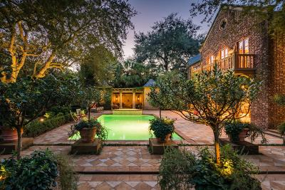 Charleston SC Single Family Home For Sale: $4,695,000