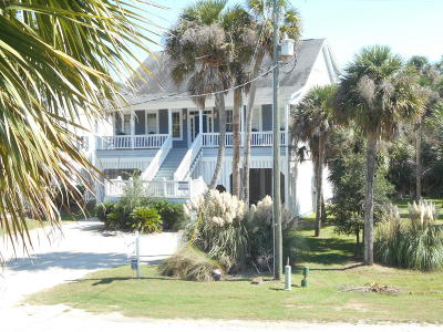Edisto Island Single Family Home For Sale: 416 Pompano Street