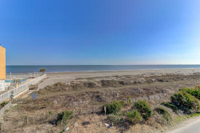 Folly Beach Attached For Sale: 214 W Arctic Avenue #202
