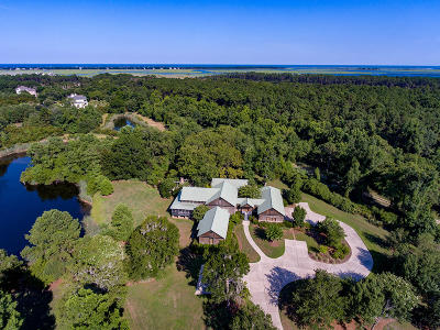 Georgetown Single Family Home For Sale: 48 Wallace Pate Drive