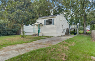 Goose Creek Single Family Home Contingent: 435 Robin Drive