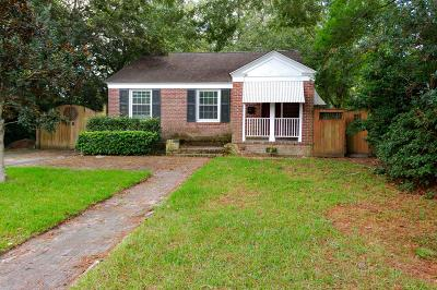 Single Family Home For Sale: 5 Colleton Drive