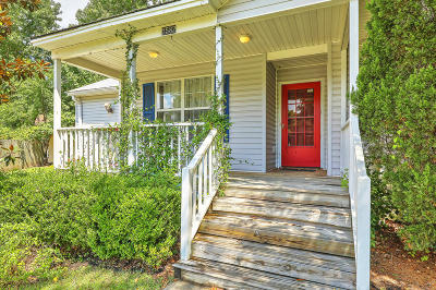 Mount Pleasant Single Family Home For Sale: 1582 Mathis Ferry Road