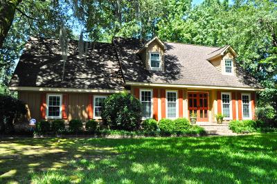 Single Family Home For Sale: 1391 Parkshore Drive