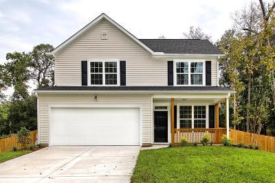 Single Family Home For Sale: 2001 Nitsa Street
