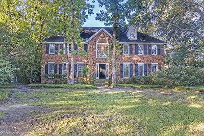 Mount Pleasant Single Family Home For Sale: 564 Overseer Retreat