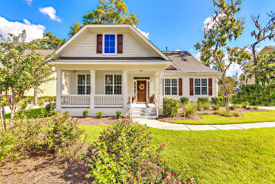 Single Family Home For Sale: 219 Shadowmoss Parkway