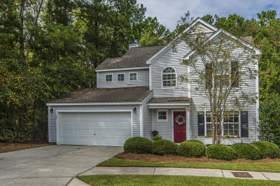 Single Family Home Contingent: 1400 Harbor Mist Court