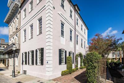 Charleston Single Family Home Contingent: 64 Tradd Street
