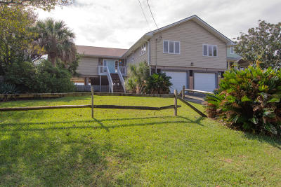 Folly Beach SC Single Family Home For Sale: $1,475,000