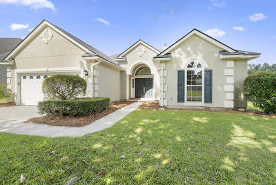 Charleston Single Family Home Contingent: 279 Cabrill Drive