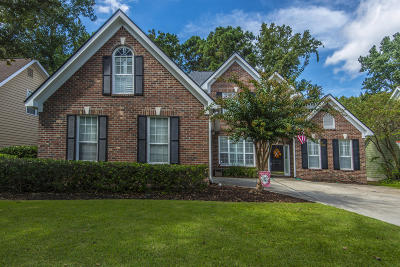 Brickyard Plantation Single Family Home For Sale: 1317 Old Ivy Way