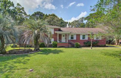 Charleston Single Family Home For Sale: 437 Martello Drive