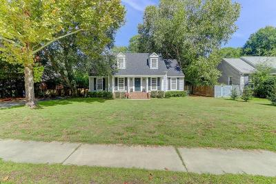 Charleston Single Family Home For Sale: 988 Anchor Road